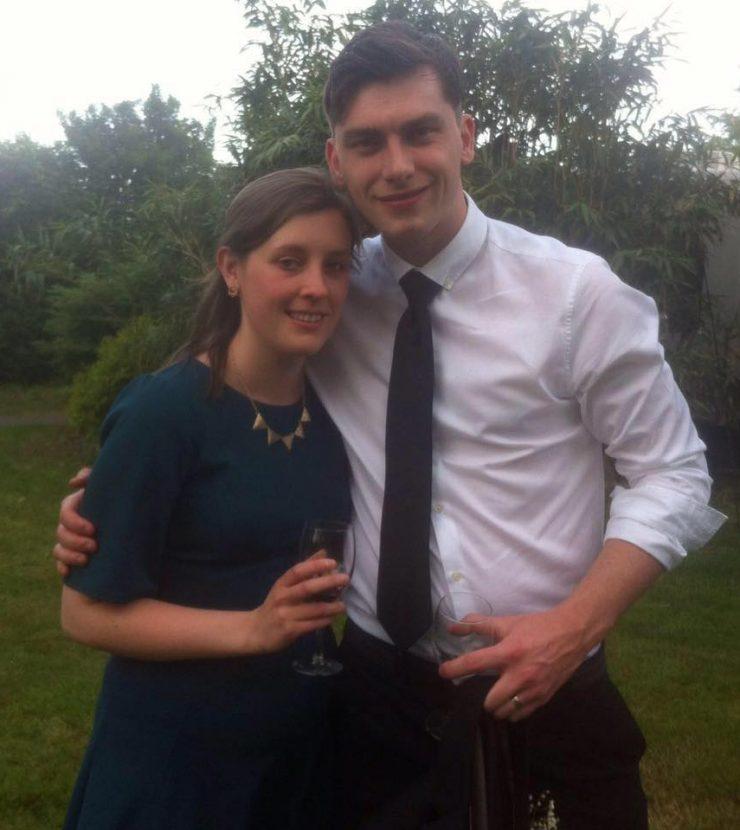 Brian and Rebecca Clarke